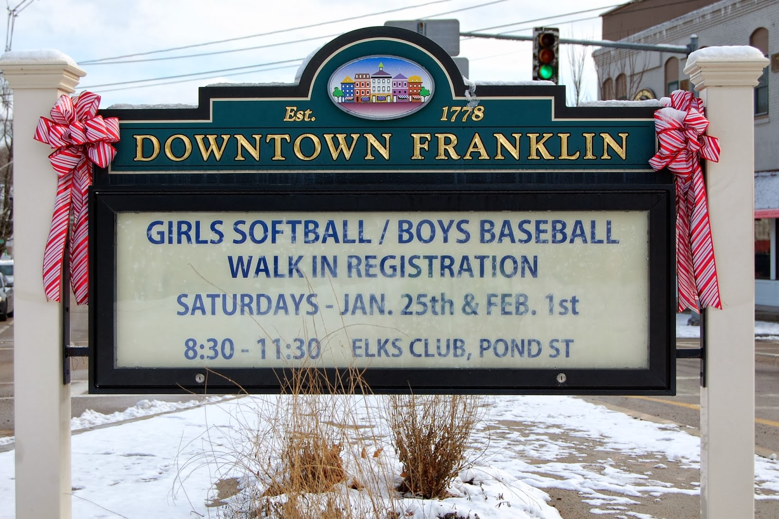 Girls Softball - Boys Baseball Registration