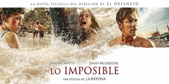 lo imposible Lo Imposible 2012 pelicula descargar??