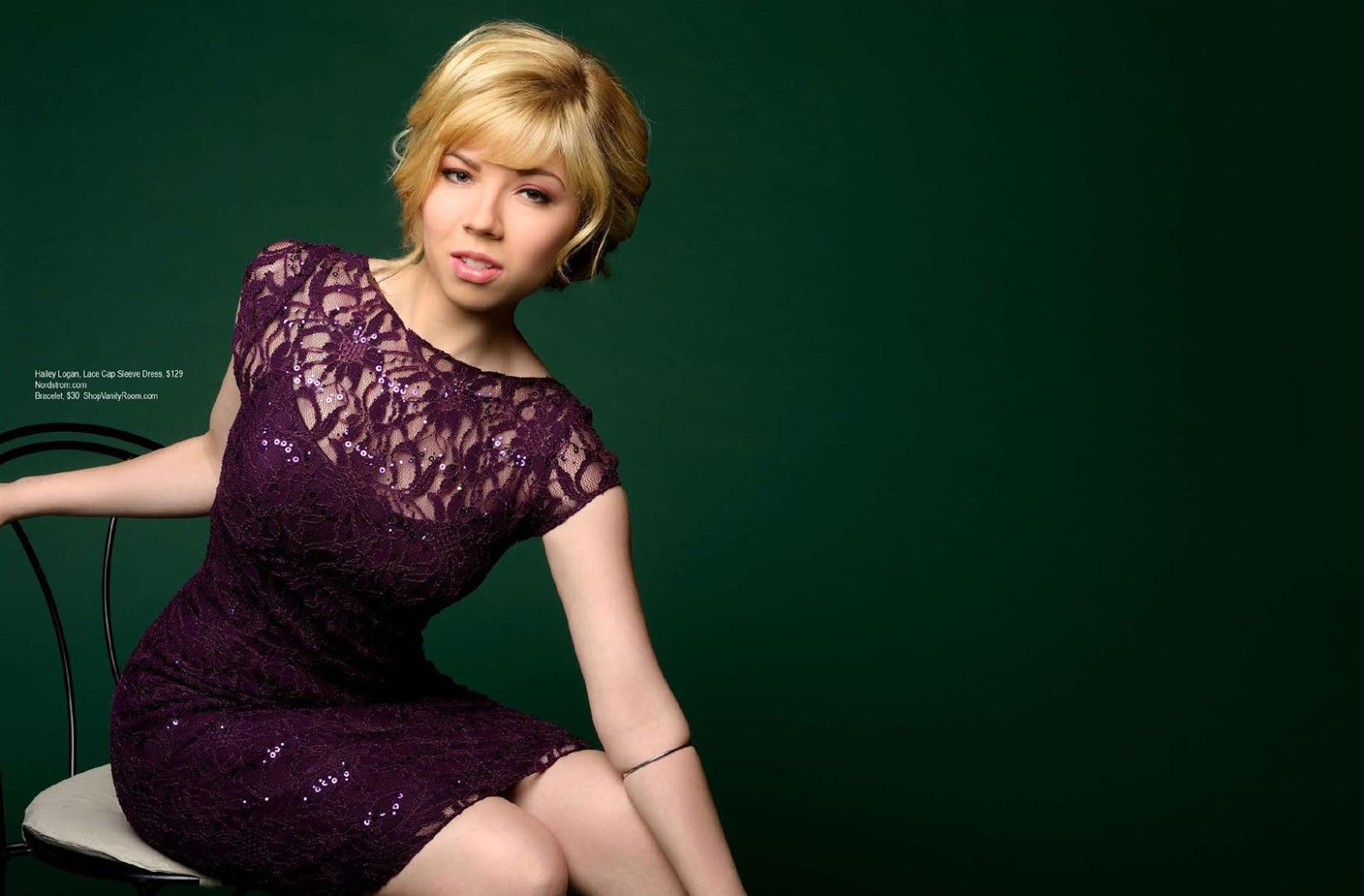 Jennette McCurdy # 12 | People Biography