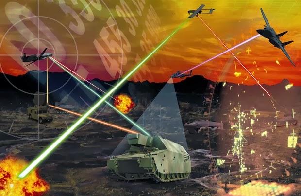 China testa com sucesso arma a laser