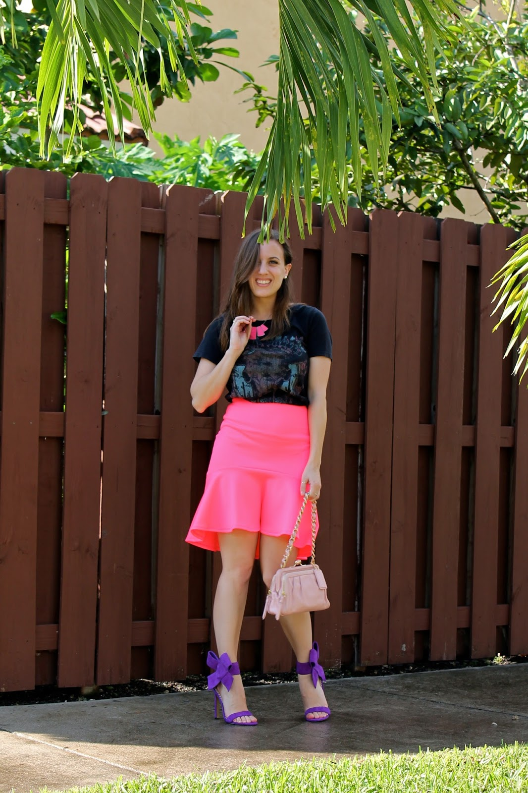 Miami fashion blogger, Miami fashion, Blush Boutique, Macy's, Betsey Johnson, Nordstrom Rack, Nordstrom, Coach, fashion blog, style blog, outfit ideas, what i wore, fashion blogger