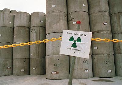 Los diferentes tipos de residuos radiactivos