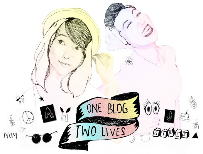 One Blog, Two Lives