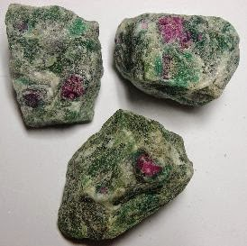 crystals and gemstones ruby zoisite ruby in zoisite
