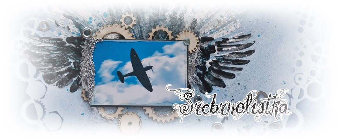 Srebrnolistka SilverLeaf - Scrapbooking &Cardmaking