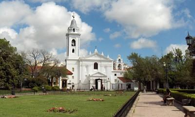 Basílica de Nuestra Señora del Pilar en Buenos Aires