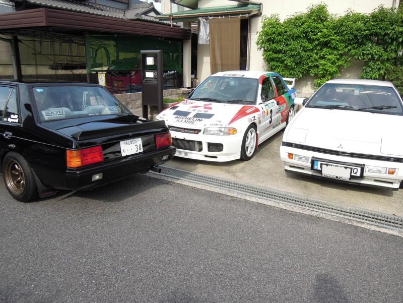 Mitsubishi Lancer EX, Lancer Evolution III & Starion, klasyczne sportowe samochody, youngtimery