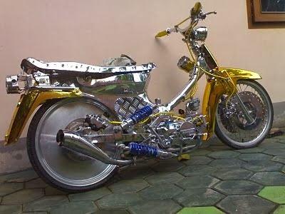 Modifikasi Karburator Astrea Grand 8 Modifikasi Motor Astrea Grand