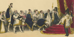 Brutus Turcotte et Médée Gascon à la cour du juge Petaud