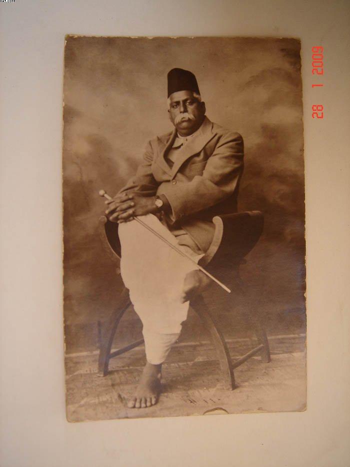 Keshav Baliram Hedgewar founder of the Rashtriya Swayamsevak Sangh ...