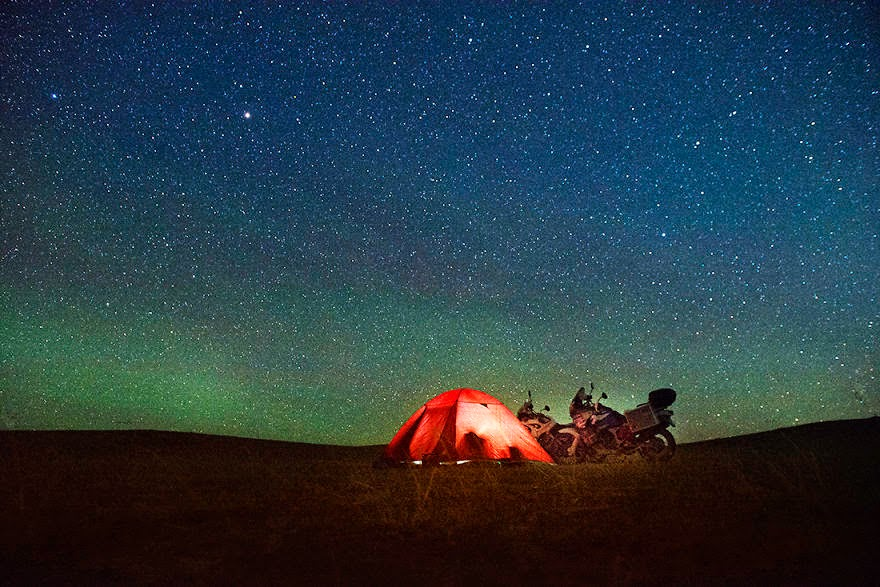 Mongolia - We Quit Our Jobs And Took A Moto Adventure From The Netherlands To Mongolia