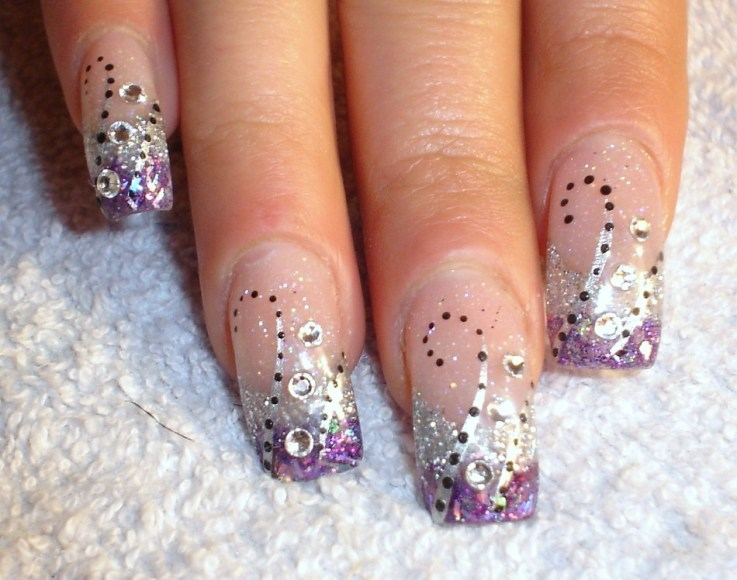 The Charming Nail art designs for short nails step by step Photograph