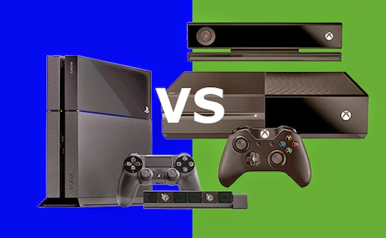 La lucha entre Ps4 y Xbox One