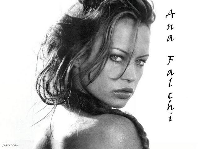 Finnish Model Anna Falchi