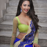 Daksha Nagarkar Hot Photo Gallery in Half Saree at Ak Rao Pk Rao Audio Launch CelebsNext (28)