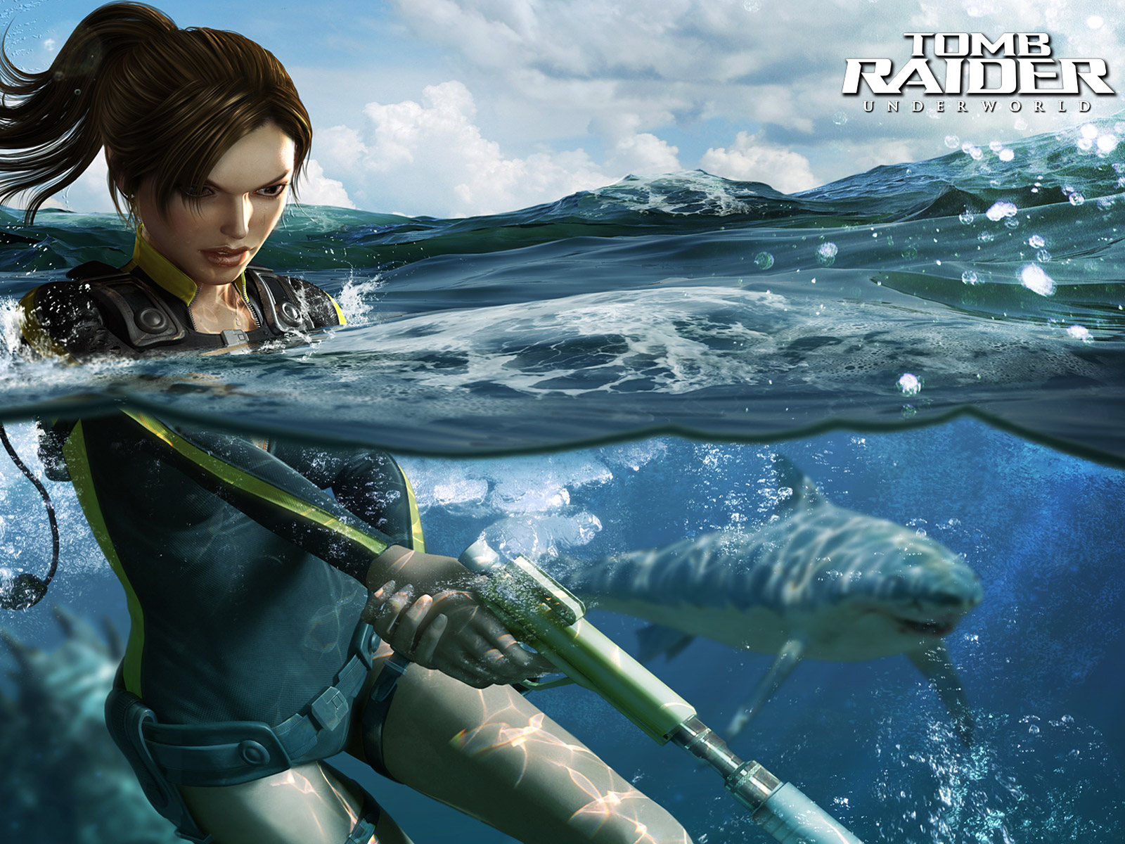 Tomb Raider HD & Widescreen Wallpaper 0.930742675837915