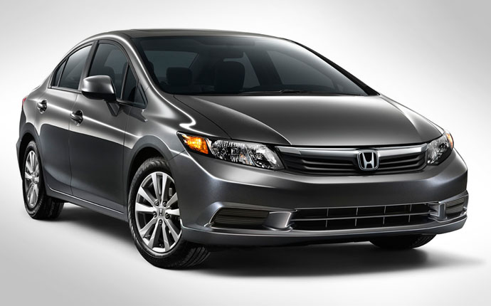 Honda Civic Cars 2012 2012 Honda Civic