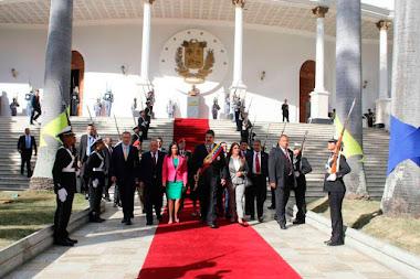 ANC permite una gran renovación política, legislativa, institucional y moral del país