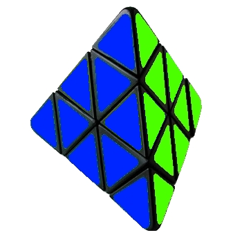 how to solve rubix cube primide