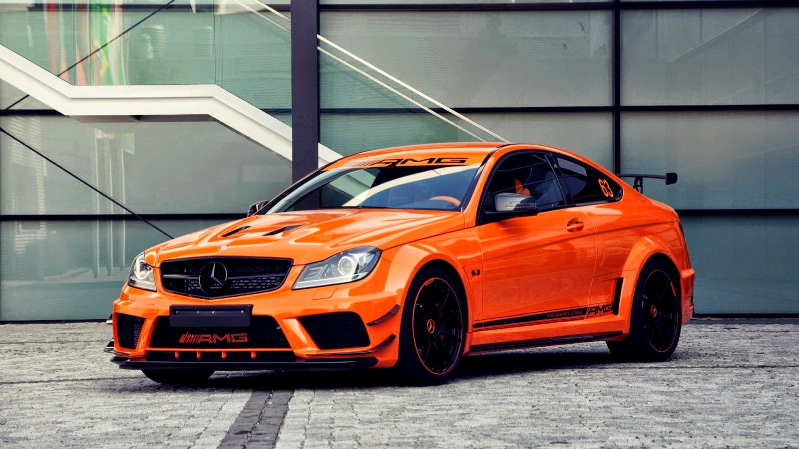 Wallpapers mercedes benz benztuning for Mercedes benz tuning