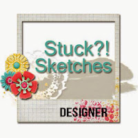 I proudly design for Stuck?! Sketches