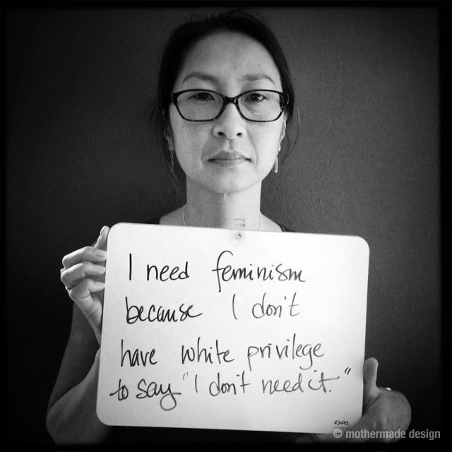 Portrait Of A Feminist