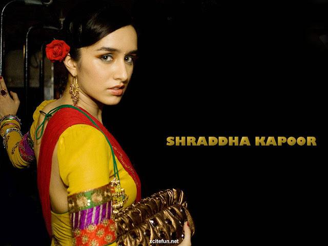 Indian Celebrities Shradha Kapoor Hot HD Wallpaper 1024x768