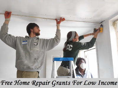 Free Home Repair Grants For Low Income
