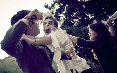 殭屍訂婚照