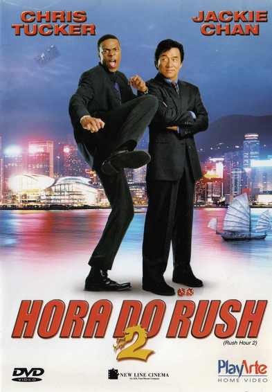 Filme A Hora Do Rush 2 Dublado AVI DVDRip