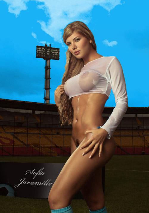 Sofia Jaramillo Nude