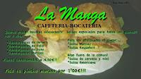 Cafetería-Bocatería La Manga
