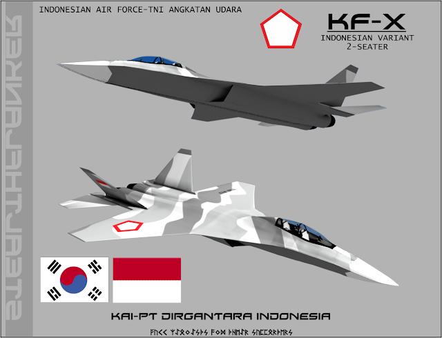 Pemerintah Siapkan Rp 15 Triliun Untuk Pengembangan Jet Tempur IFX/KFX