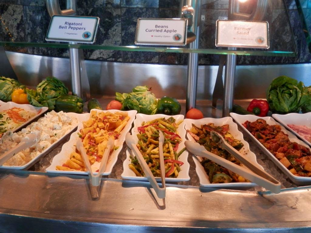 Carnival Cruise Victory Food Awesome  Punchaoscom