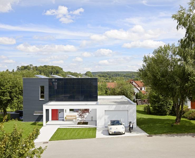 Blog achados de decora o maravilhosa casa com for Casa moderna baratas
