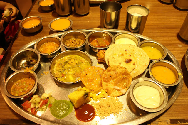 Restaurant Review, food, foodie, Rajasthani food, Gujarati food, Rajdhani Restaurant, Kandhani Rajdhani