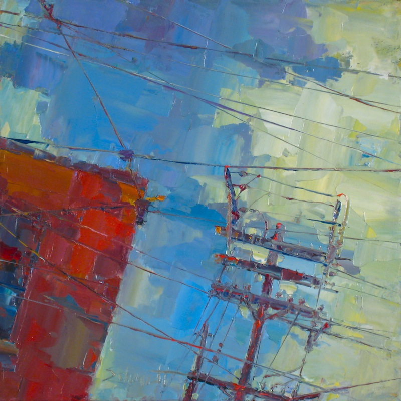 Minneapolis Painters: Local Artist Interviews: Michael Schmidt