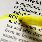 ROI Is Not King in Internet Marketing