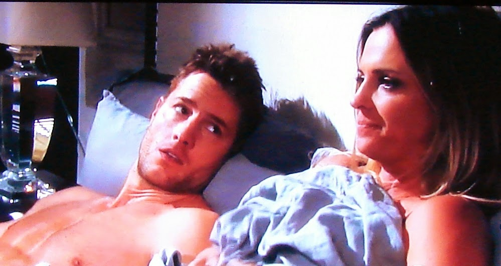 Young and the restless sex scenes