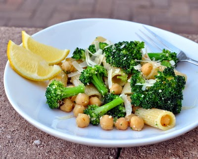 Atul Kochhar's Salad Of Broccoli And Chickpeas Recipe ...