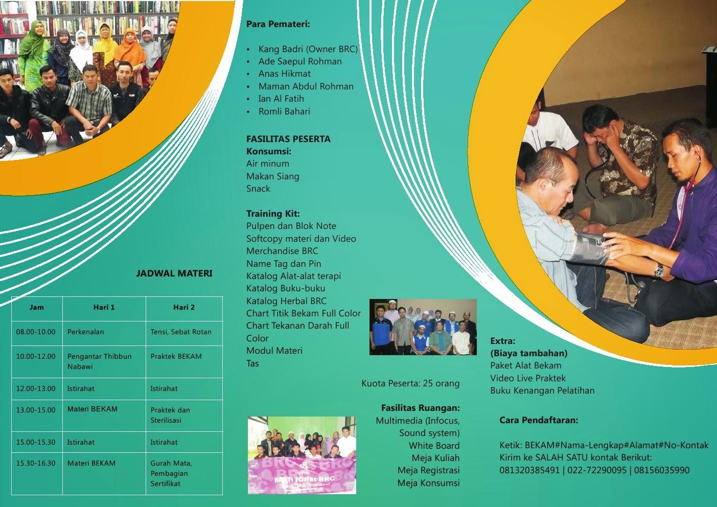 Klinik Pengobatan Bekam Steril Alternatif Islami Cirebon