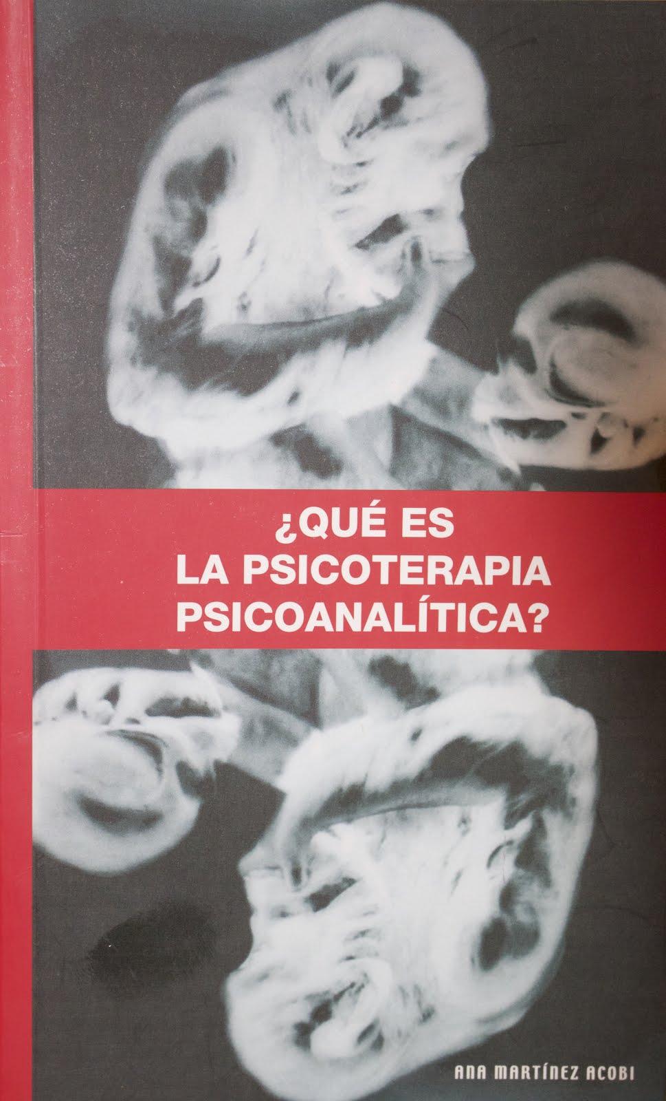 Ana Martínez Acobi´s Book