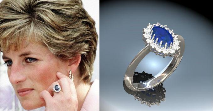 precio de anillos de compromiso de oro blanco