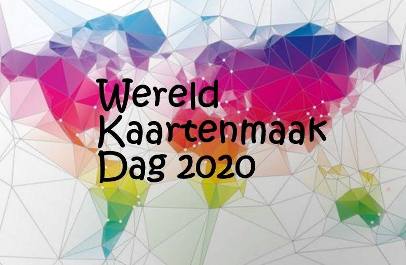 Wereld Kaartenmaak Dag 2020