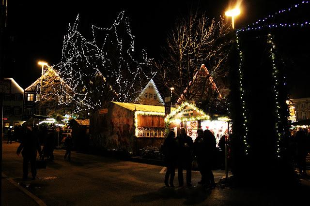 Jarmark Bożonarodzeniowy w Esslingen