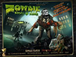 Juega a un juego de zombies muy original