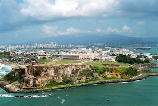 The Caribbean Islands, Puerto Rico