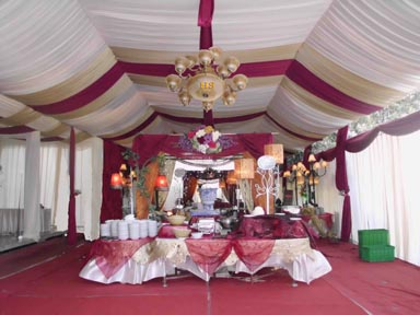 ANIK SALON HS, ALAT PESTA, TENDA, SOUND, ELECTONE,dll