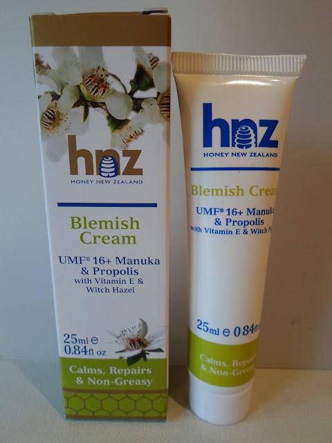 HNZ Blemish Cream UMF 16+ Manuka