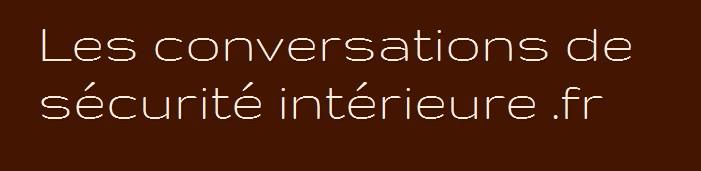 Conversations de sécurité intérieure .fr